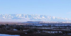 La neige, invitée surprise de l'édition 2015.