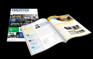 Le nouveau Magister aide les collaborateurs à approfondir leurs expertises et à mieux comprendre la stratégie de l'entreprise.