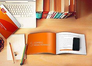 La charte éditoriale web fixe la ligne éditoriale du site, le ton et le style rédactionnel, les règles iconographiques et typographiques.