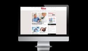 Le site grand public devient le pivot du nouveau dispositif éditorial.